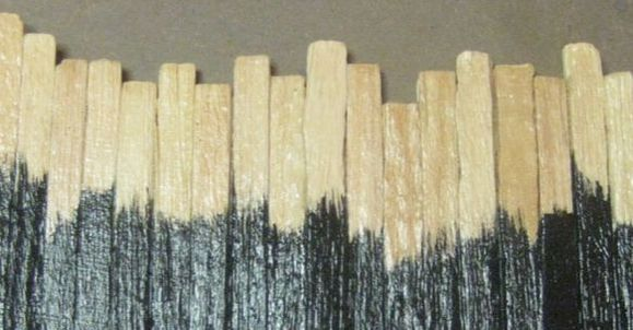 Banana Sticks (detail)